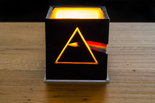 Pink Floyd Candles